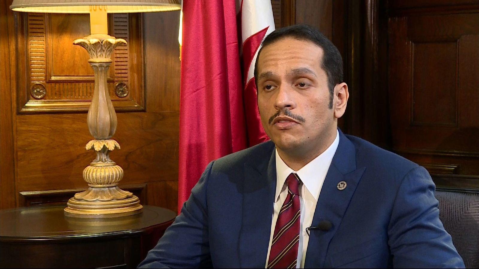 Mohammed Al-Thani dit que le Qatar est une force de stabilité au Moyen-Orient