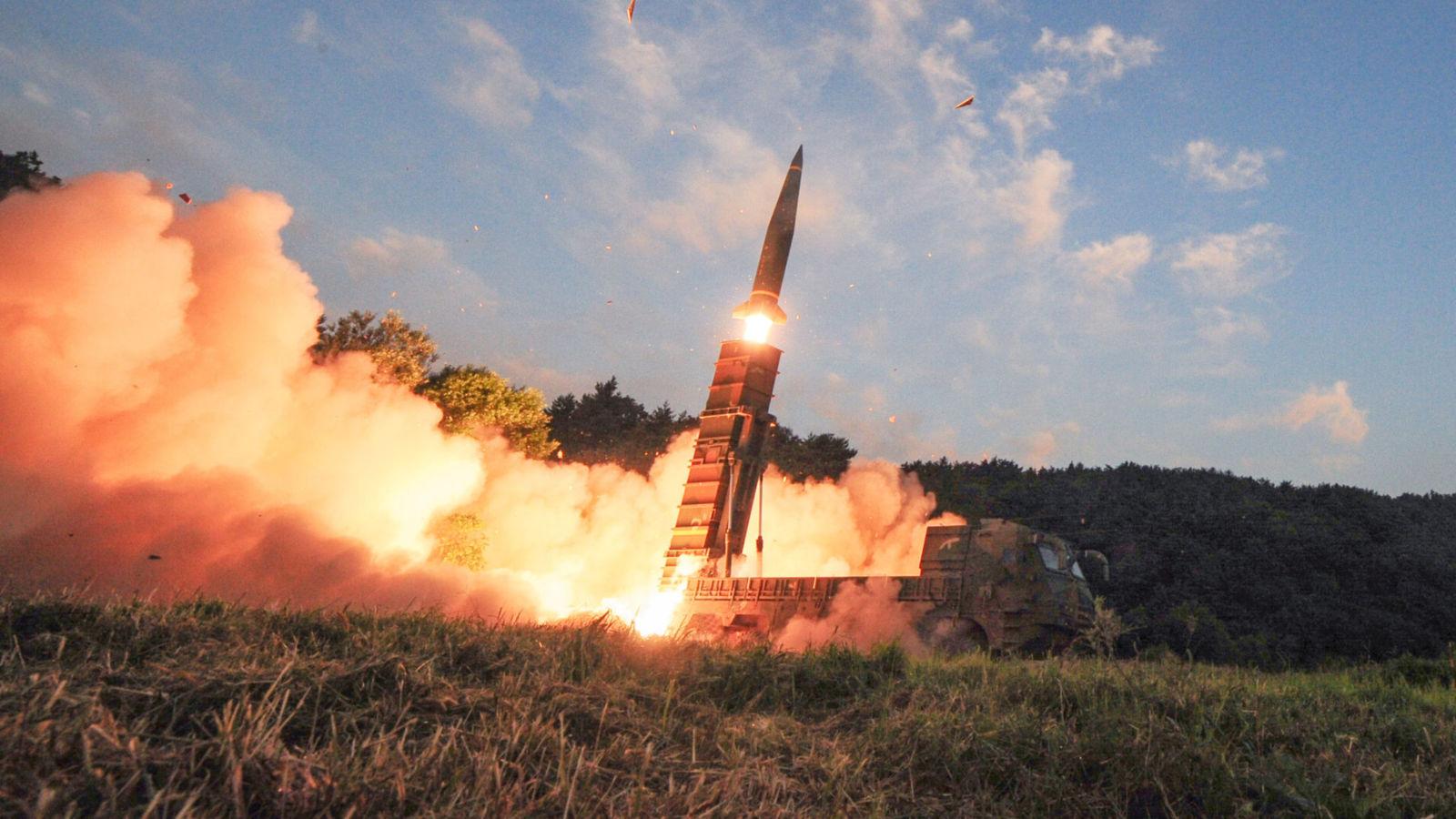 La Corée du Sud a exercé des exercices de missiles dans le sillage du test nucléaire de son voisin