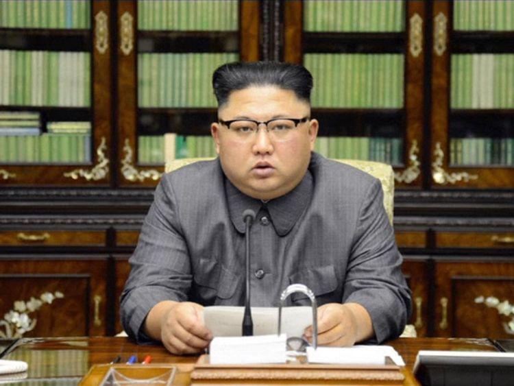 """Kim Jong Un a décrit Donal Trump comme """"dérangé"""""""