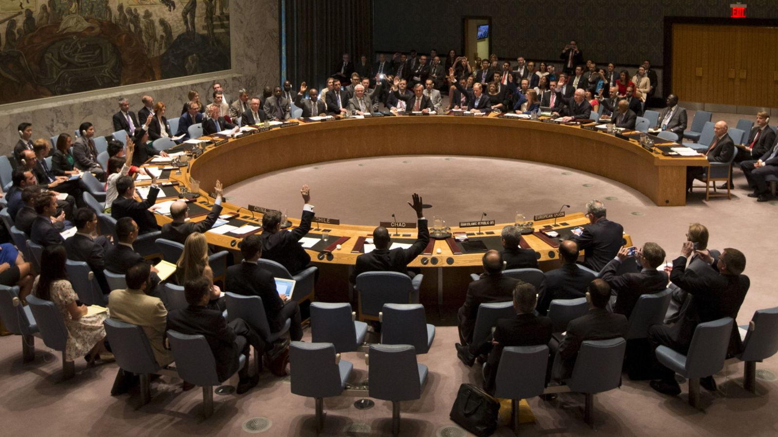 On peut demander au Conseil de sécurité des Nations Unies d'imposer d'autres sanctions