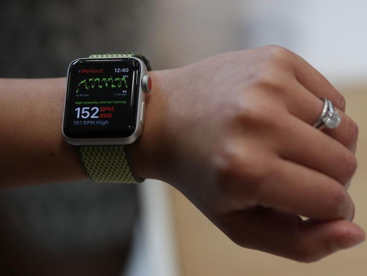 La nouvelle Apple Watch Series 3 comprend son propre signal mobile