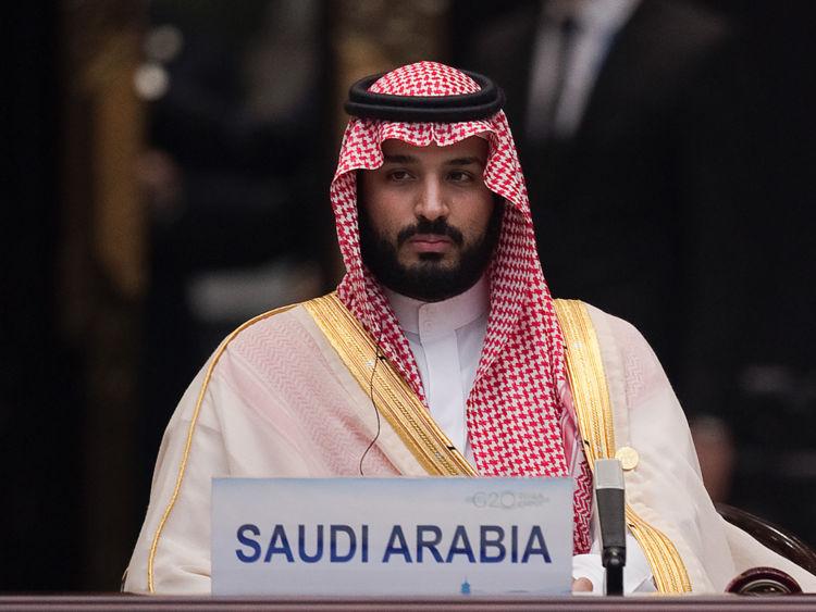 Mohammed bin Salman est populaire parmi beaucoup de personnes en Arabie Saoudite