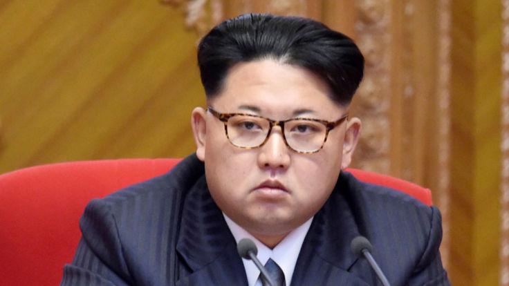 Kim Jong Un au congrès de la Corée du Nord? Fête en mai