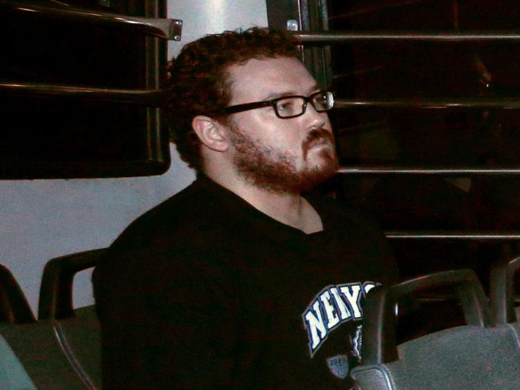 Photo de Rurik Jutting, banquier britannique accusé de deux chefs d'assassinat