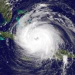 """Une image de la NASA montre les trois ouragans autour du golfe du Mexique """"class ="""" sdc-article-image-grid__image"""