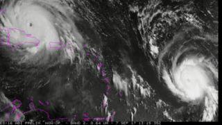 Hurricane Irma Pic: NASA