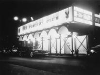 Ce Playboy Club à New York a ouvert en 1962 - deux ans après le premier club de Hefner à Chicago