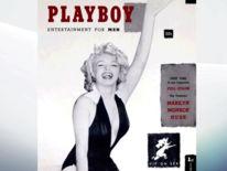 Le premier numéro de Playboy a présenté des photos nues de Marilyn Monroe