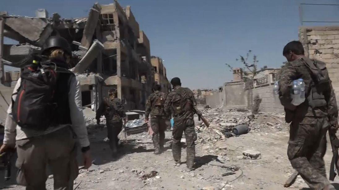 La bataille pour chasser l'EI de Raqqa se poursuit