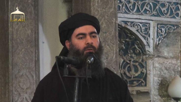 Abou Bakr al Baghdadi, le leader de l'EIIL, filmé à Mossoul