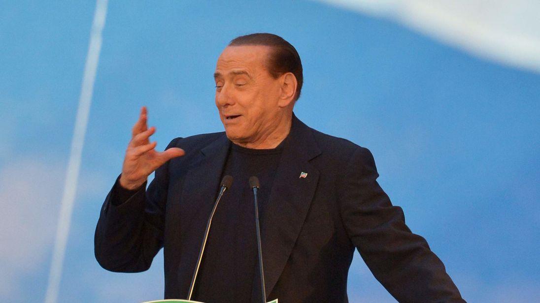 ITALIE-POLITIQUE-BERLUSCONI