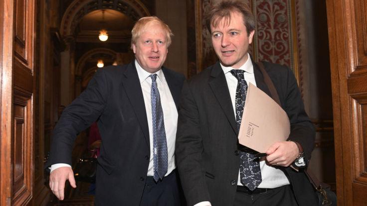 Boris Johnson rencontre Richard Ratcliffe