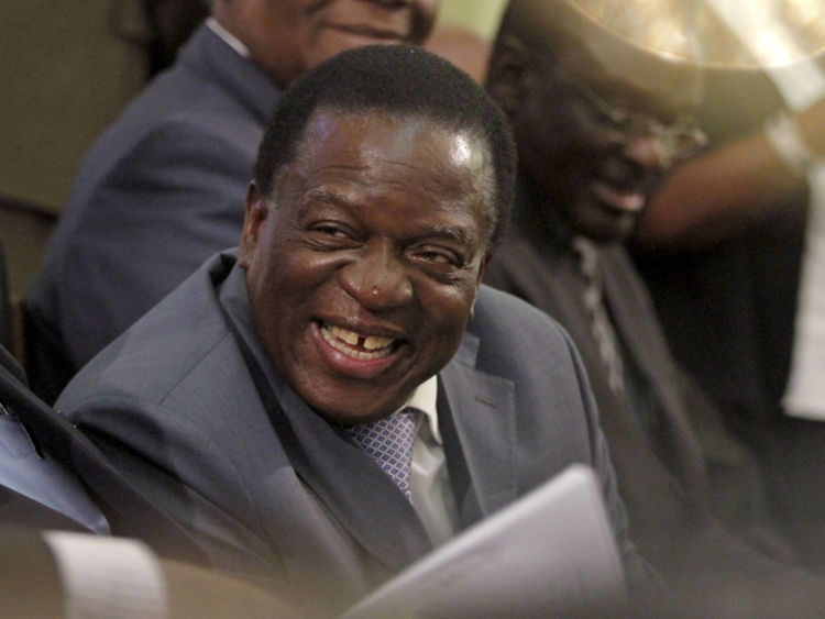 Le limogeage d'Emmerson Mnangagwa a déclenché le soulèvement militaire