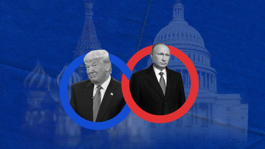 Tracer les liens entre Trump et Poutine