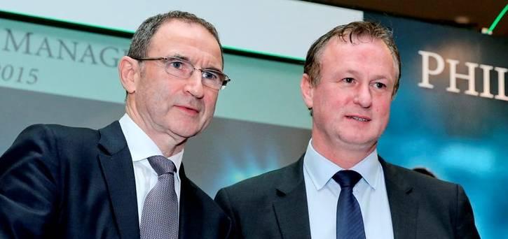 L'Irlande affrontera l'Irlande du Nord à Dublin plus tard