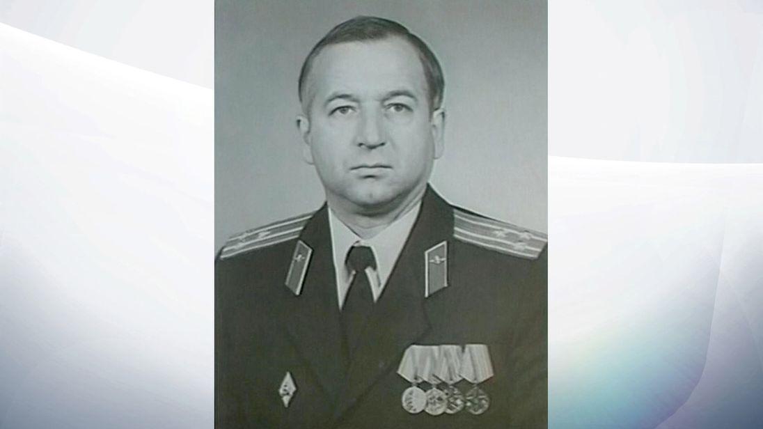 Sergueï Skripal était un colonel dans les services de renseignements militaires russes