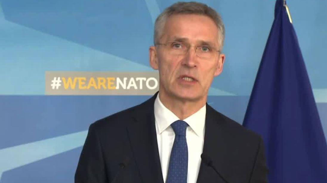 Secrétaire général de l'OTAN Jens Stoltenberg