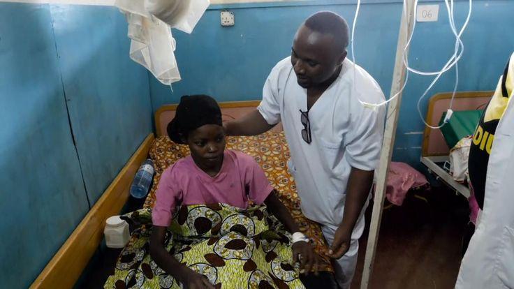 La mère de 26 ans souffre maintenant de la tuberculose