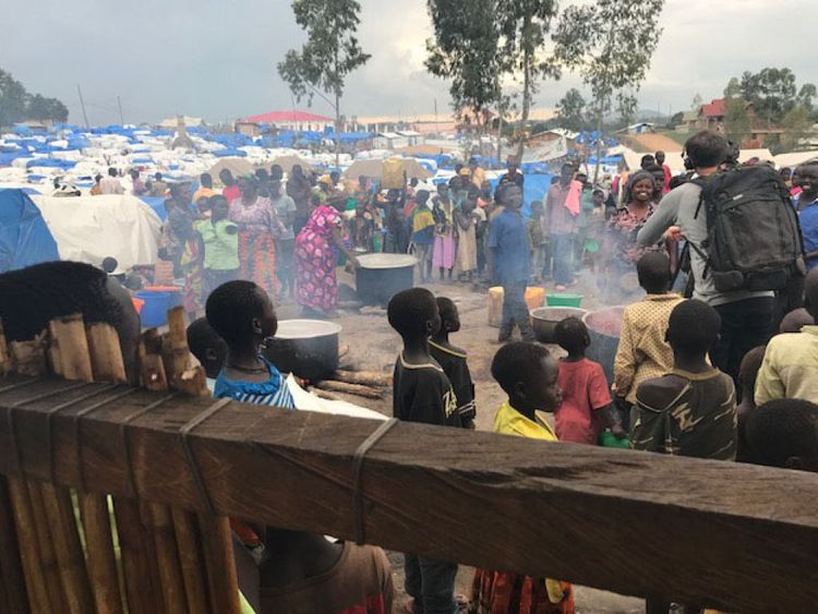 Plus de 4,5 millions ont fui leurs maisons au Congo