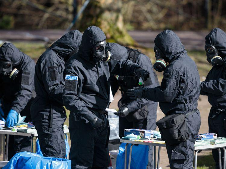 M. Shulgin a déclaré que les fonctionnaires de l'OIAC étaient invités à inspecter les sites d'armes chimiques présumés