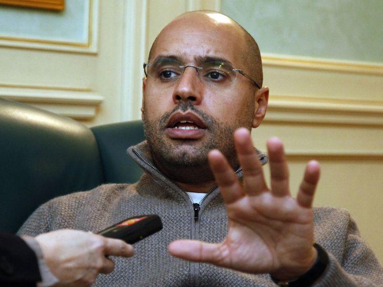 Saif al-Islam Kadhafi, fils du leader libyen Mouammar Kadhafi, avait précédemment déclaré que Sarkozy avait pris de l'argent