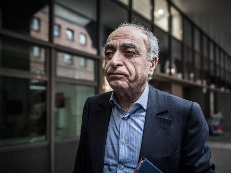 L'homme d'affaires franco-libanais Ziad Takieddine a reconnu avoir livré Le chef libyen Ziad Takieddine a admis avoir livré trois valises en argent du leader libyen à l'ancien président français