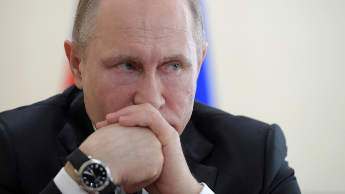 Vladimir Poutine est toujours ouvert aux pourparlers »