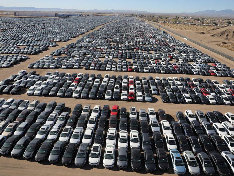 350 000 véhicules aux États-Unis