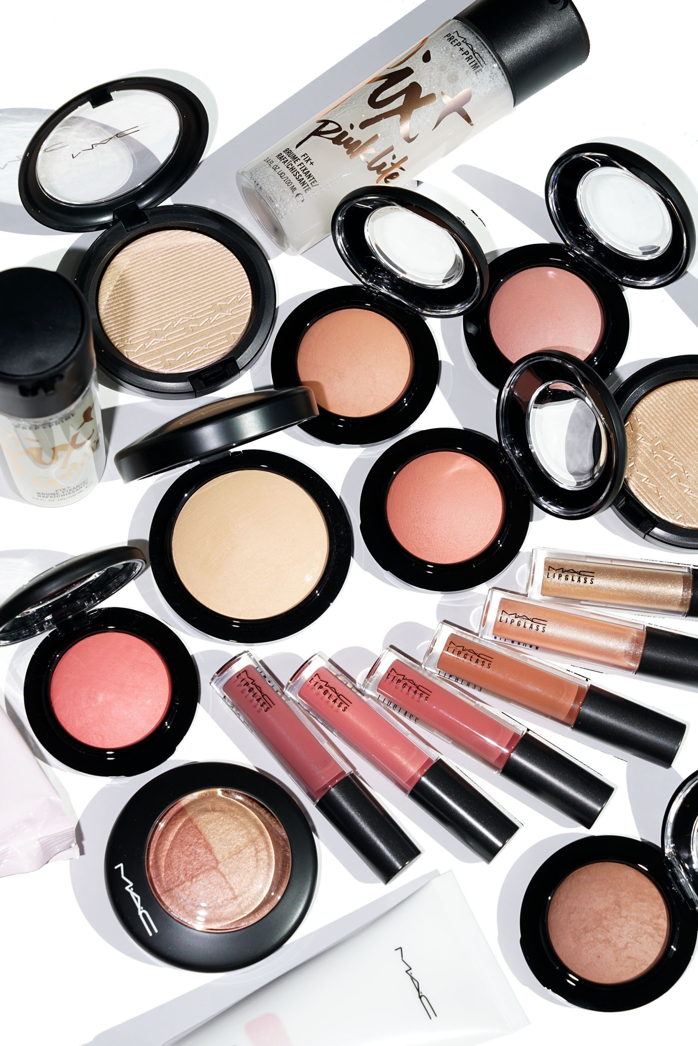 Collection MAC Roundup Strobe, Collection Mineralize, Lancement Galatic Glitter