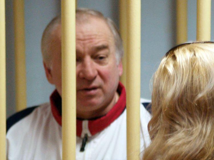 Sergei Skripal a été emprisonné en 2010 après avoir été reconnu coupable de vente de secrets à des services de renseignements britanniques