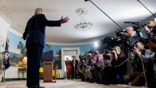"""M. Trump a annoncé son intention de se retirer de l'accord nucléaire iranien"""" srcset = """"https://e3.365dm.com/18/05/320x180/skynews -iran-trump_4304296.jpg? 20180508205311 320w, https://e3.365dm.com/18/05/640x380/skynews-iran-trump_4304296.jpg?20180508205311 640w, https://e3.365dm.com/18/05 /736x414/skynews-iran-trump_4304296.jpg?20180508205311 736w, https://e3.365dm.com/18/05/992x558/skynews-iran-trump_4304296.jpg?20180508205311 992w, https://e3.365dm.com /18/05/1096x616/skynews-iran-trump_4304296.jpg?20180508205311 1096w, https://e3.365dm.com/18/05/1600x900/skynews-iran-trump_4304296.jpg?20180508205311 1600w, https: // e3 .365dm.com / 18/05 / 1920x1080 / skynews-iran-trump_4304296.jpg? 20180508205311 1920w, https://e3.365dm.com/18/05/2048x1152/skynews-iran-trump_4304296.jpg?20180508205311 2048w """"tailles = """"(min-width: 900px) 992px, 100vw"""
