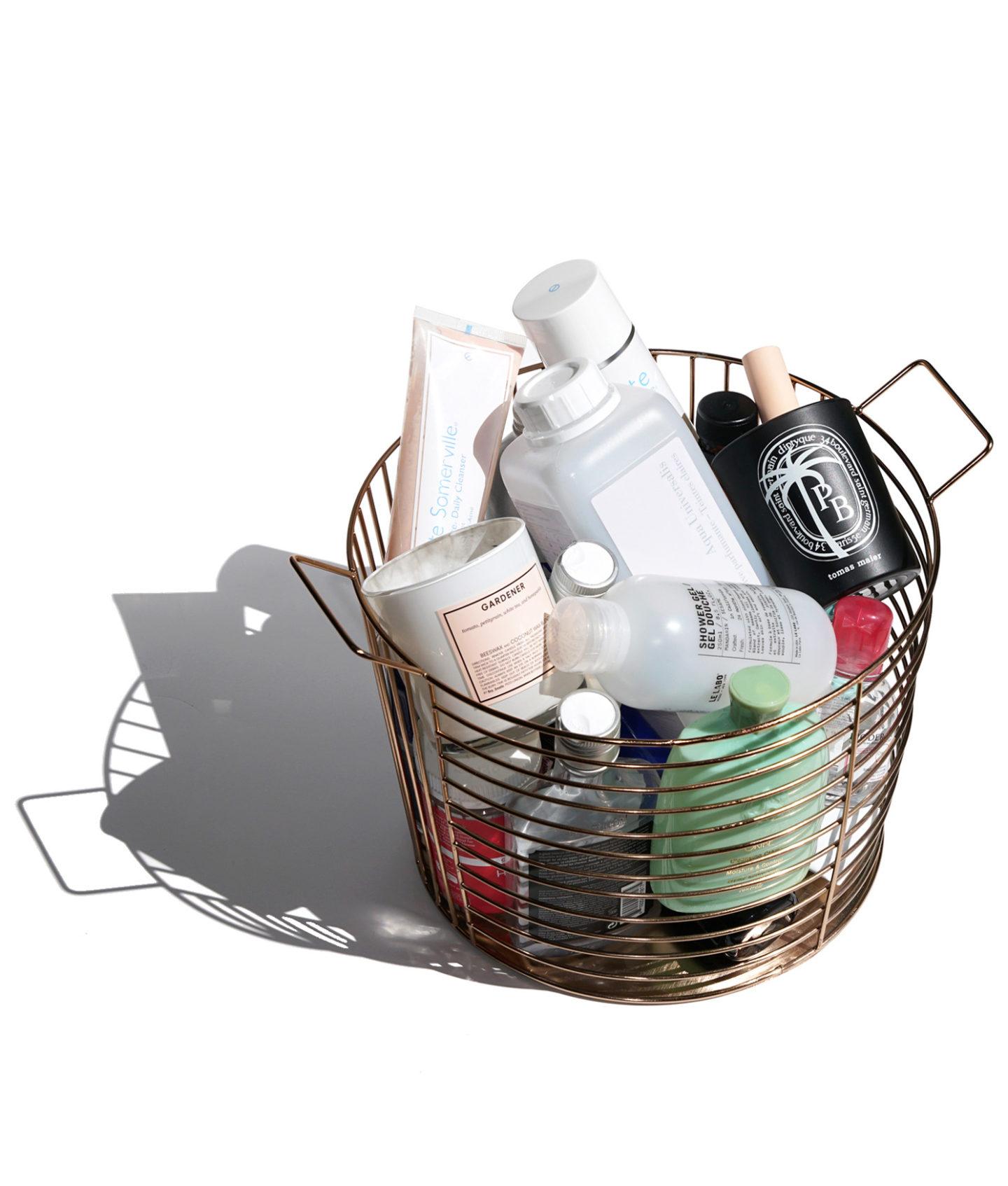 Empties de beauté Utilisé Up Produits | Le livre de beauté Look