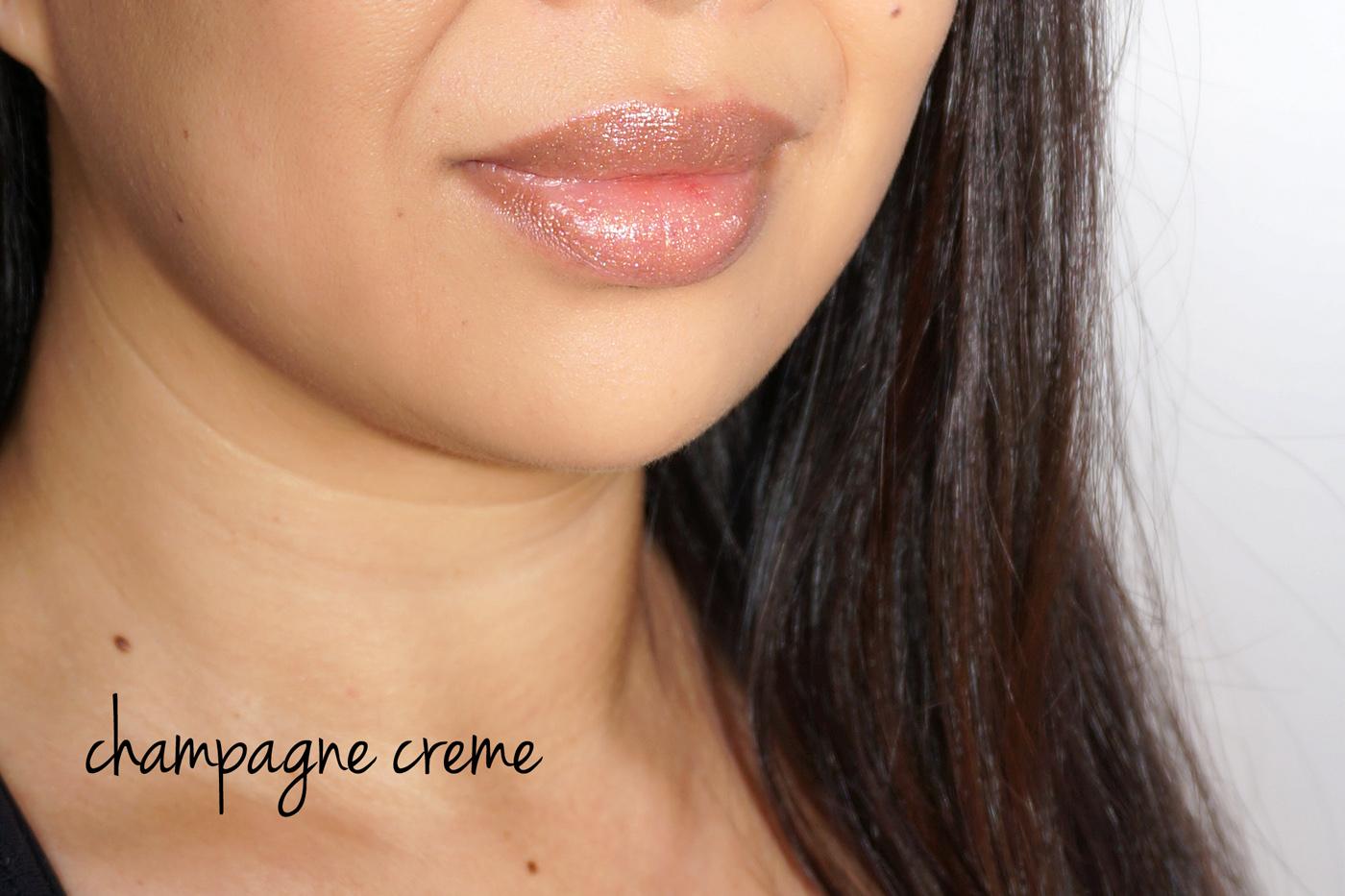 Becca Glow Brillant à Lèvres Champagne