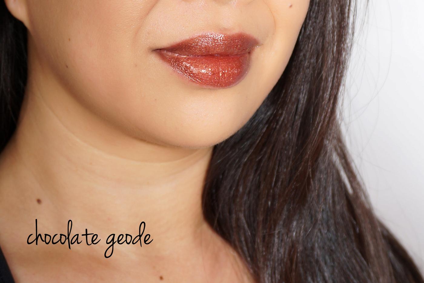 Brillant à Lèvres Becca Glow Chocolat
