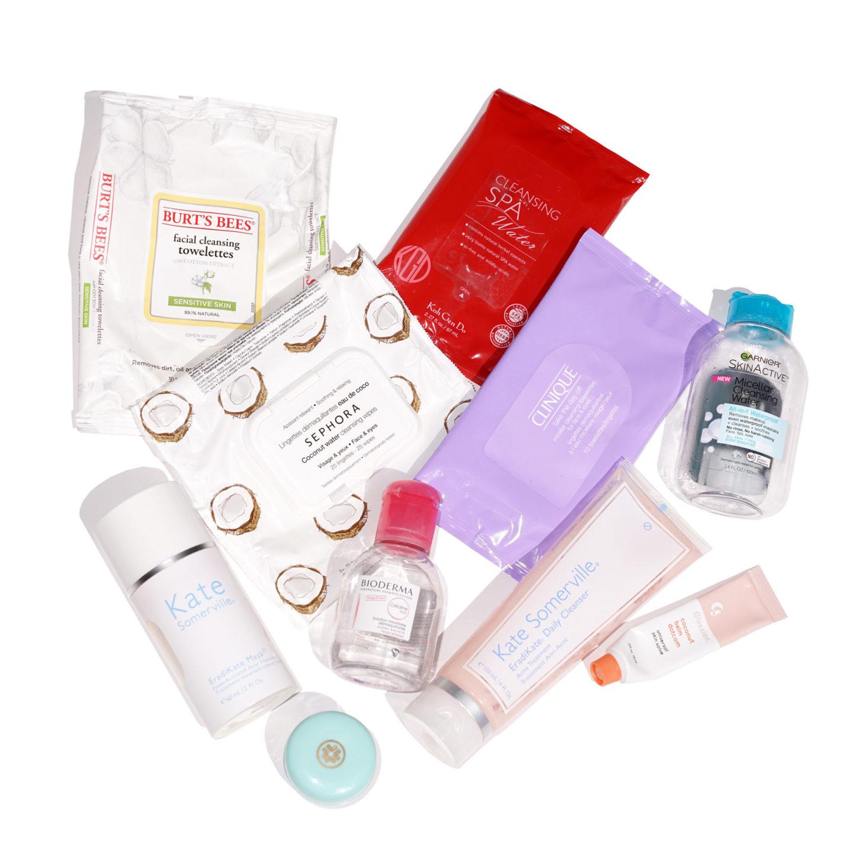 Beauté Empties Skincare Maquillage Lingettes, nettoyants, masques