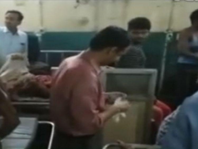 Les blessés sont soignés à Bharatpur. Pic: NDTV