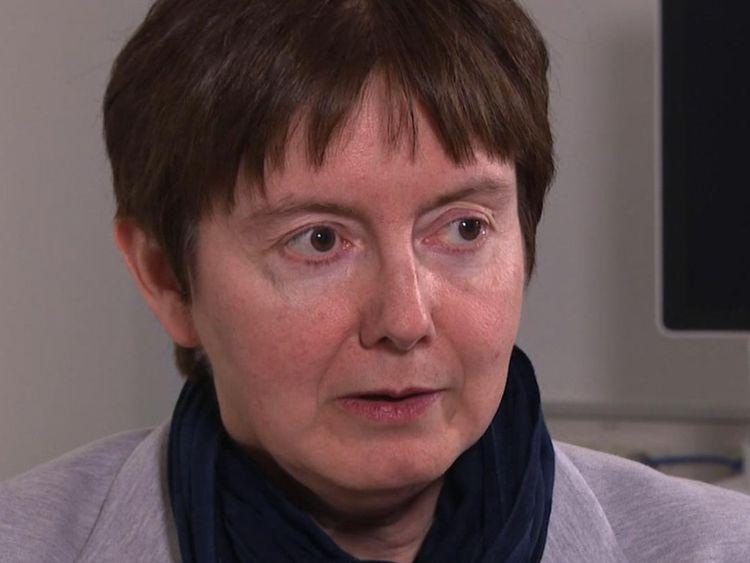 Hulda Hjartardóttir dit que les chiffres de l'avortement ne donnent pas une image claire. 19659015] Image: </span><br />         <span class=