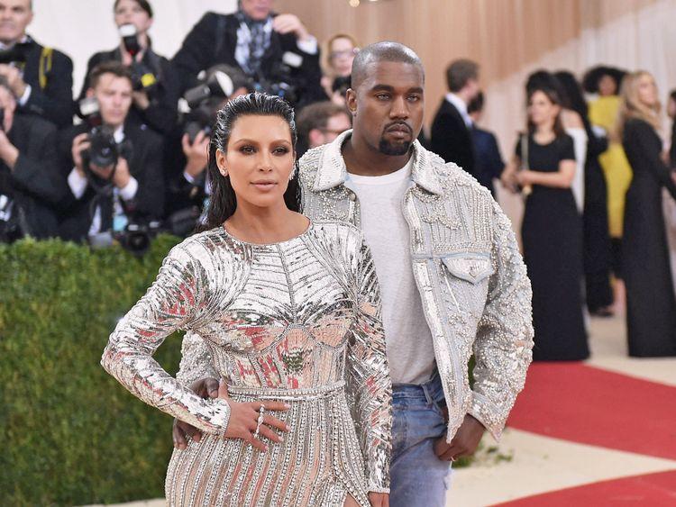 Kanye West a épousé Kim Kardashian en 2014