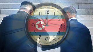 """Le président sud-coréen Moon Jae-in et le dirigeant nord-coréen Kim Jong Un """"srcset ="""" https://e3.365dm.com/18/04/320x180/skynews-moon-jae-in- kim-jong-un_4297243.jpg? 20180430132719 320w, https://e3.365dm.com/18/04/640x380/skynews-moon-jae-in-kim-jong-un_4297243.jpg?20180430132719 640w, https: // e3.365dm.com/18/04/736x414/skynews-moon-jae-in-kim-jong-un_4297243.jpg?20180430132719 736w, https://e3.365dm.com/18/04/992x558/skynews-moon -jae-en-kim-jong-un_4297243.jpg? 20180430132719 992w, https://e3.365dm.com/18/04/1096x616/skynews-moon-jae-in-kim-jong-un_4297243.jpg?20180430132719 1096w , https://e3.365dm.com/18/04/1600x900/skynews-moon-jae-in-kim-jong-un_4297243.jpg?20180430132719 1600w, https://e3.365dm.com/18/04/ 1920x1080 / skynews-lune-jae-en-kim-jong-un_4297243.jpg? 20180430132719 1920w, https://e3.365dm.com/18/04/2048x1152/skynews-moon-jae-in-kim-jong-un_4297243 .jpg? 20180430132719 2048w """"tailles ="""" (min-largeur: 900px) 992px, 100vw"""