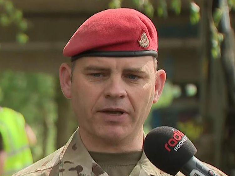 Richard O Leary a déclaré lors d'une conférence de presse qu'il était déterminé à voir la nouvelle enquête conclue avec succès.