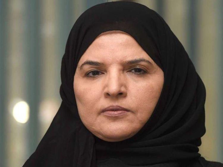 Aziza al-Yousef a également été arrêtée. Pic: Soldat, Amnesty International