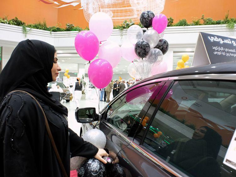 Le spectacle était au Mall à Djeddah
