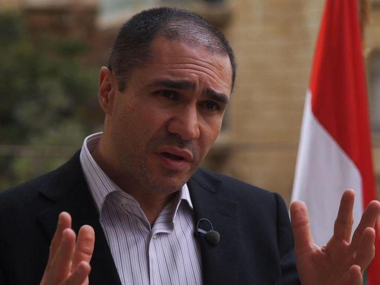 Fares al Shehabi, membre du parlement syrien