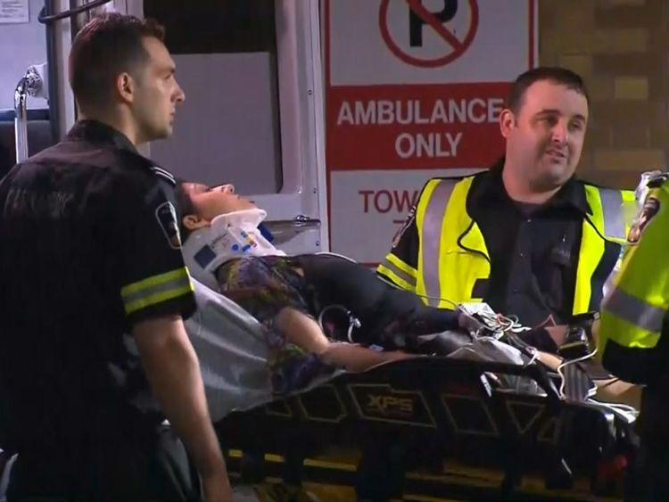Quinze personnes ont été blessées