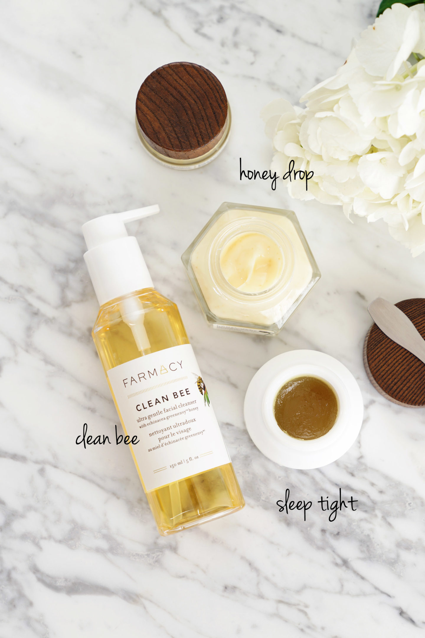 Farma Propre Abeille, Goutte de miel et Dormir bien