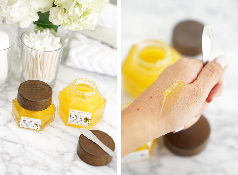 Masque Potion de beauté au miel de Farmacy