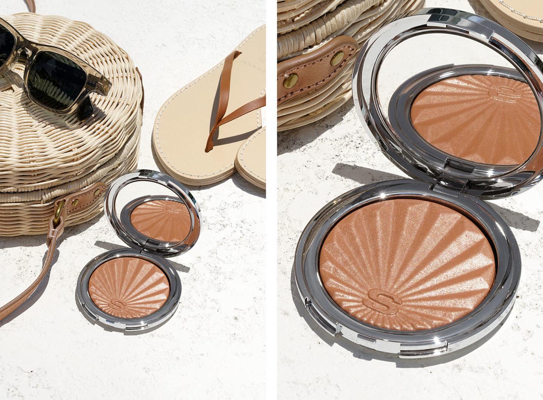 Sisley Phyto-Touche Poudre bronzante Sun Glow Poudre revue et nuancier