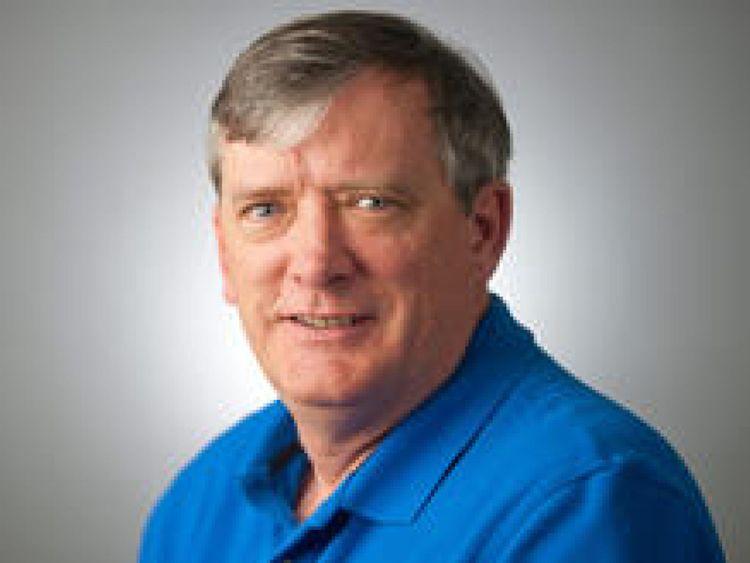 Rédacteur personnel John McNamara. Pic: La Gazette de la capitale