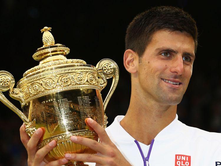 Novak Djokovic gagne Wimbledon en 2015