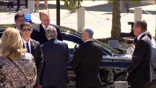 """Le Prince William rencontre le Premier Ministre israélien Netanyahu """"srcset ="""" https://e3.365dm.com/18/06/320x180/skynews-prince-william-netanyahu_4345946.jpg?20180626092642 320w, https://e3.365dm.com/ 18/06 / 640x380 / skynews-prince-william-netanyahu_4345946.jpg? 20180626092642 640w, https://e3.365dm.com/18/06/736x414/skynews-prince-william-netanyahu_4345946.jpg?20180626092642 736w, https: //e3.365dm.com/18/06/992x558/skynews-prince-william-netanyahu_4345946.jpg?20180626092642 992w, https://e3.365dm.com/18/06/1096x616/skynews-prince-william-netanyahu_4345946 .jpg? 20180626092642 1096w, https://e3.365dm.com/18/06/1600x900/skynews-prince-william-netanyahu_4345946.jpg?20180626092642 1600w, https://e3.365dm.com/18/06/1920x1080 /skynews-prince-william-netanyahu_4345946.jpg?20180626092642 1920w, https://e3.365dm.com/18/06/2048x1152/skynews-prince-william-netanyahu_4345946.jpg?20180626092642 2048w """"sizes ="""" (min-width : 900px) 992px, 100vw"""